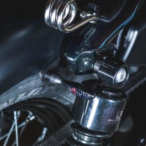 Dépose sabres  - Harley-Davidson Besançon