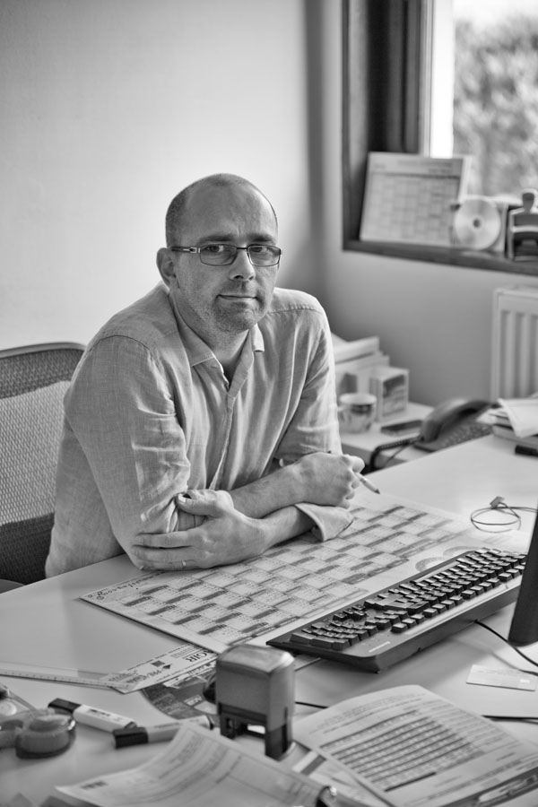 Jérôme PRUSHANKIN - Resp. Administratif & Financier F3C