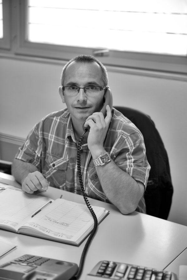 Stéphane VIEILLARD - Resp. Com. Détail / Maintenance F3C