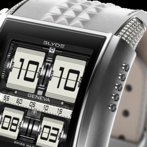 Montre avec bracelet cuir et Corioform - Corium Developpement