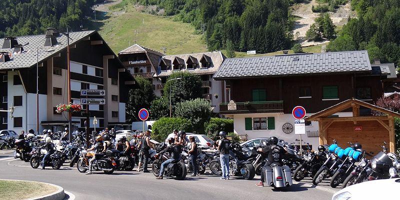 Franche-Comté Chapter France - Harley-Davidson Besançon