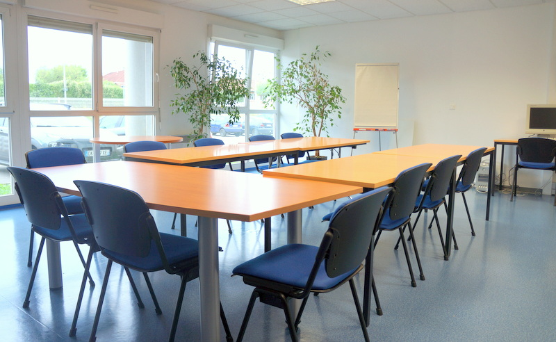 Salle de conférences - INTER UNEC