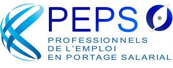 Logo PEPS - Professionnel de l'Emploi en Portage Salarial. - Cipres