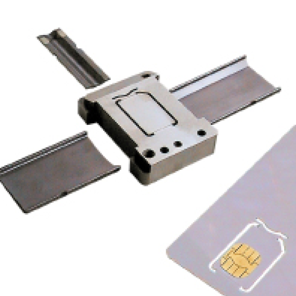 Category :  - SIM card cutting - Smart card - presse étude