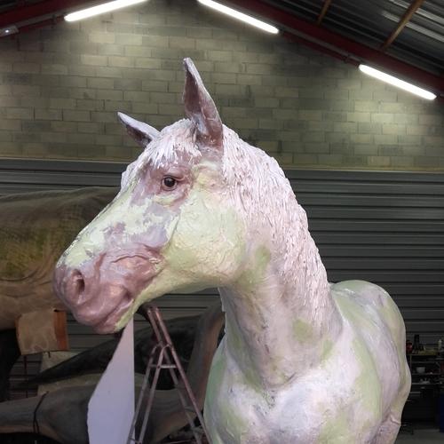 catégorie(s) :  - Etude pour cheval comtois