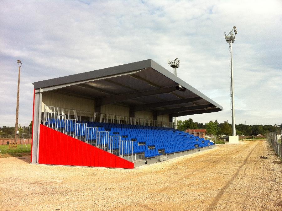 Un nouveau stade pour l'OB Rugby