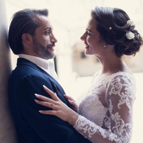 Coiffure mariage Besancon - Coiffure REBORN