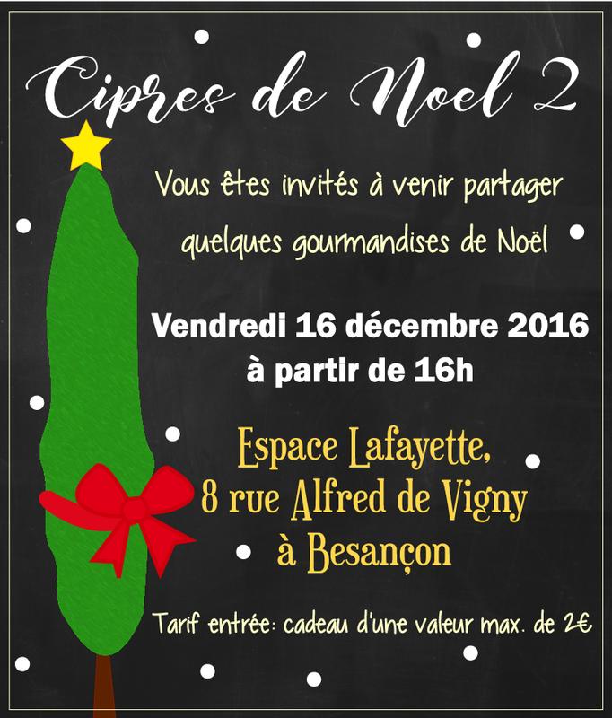 Cipres de Noël - Cipres