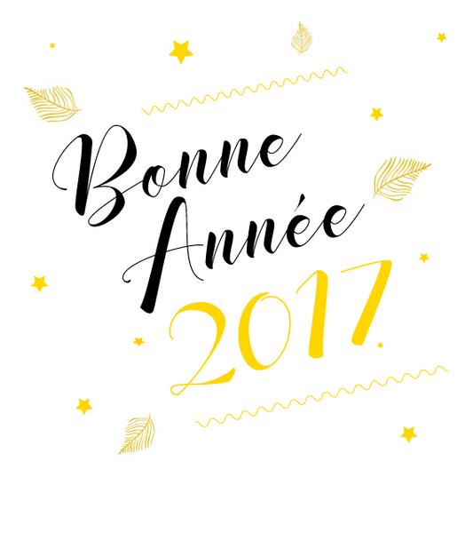 bonne année 2017 - Cipres