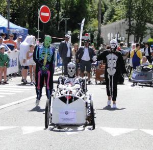 la voiture squeletor - F.F.C.V.P.