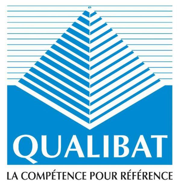 Logo Qualibat -