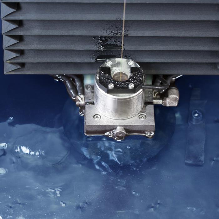 Découpe au fil, electro érosion, machine à fil - BD Product