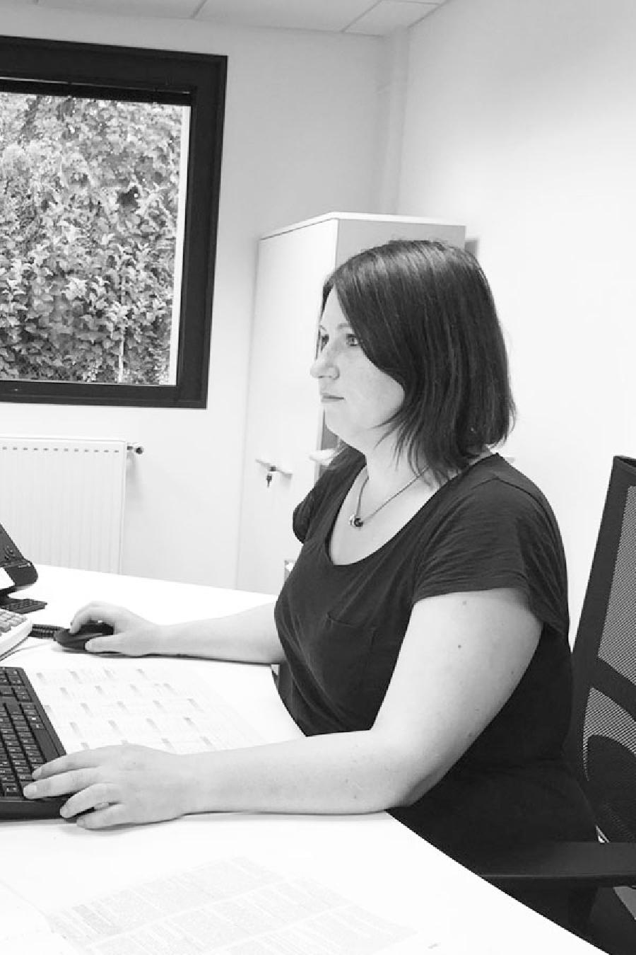 Sarah TRALLERO - Assistante Comptable - F3C