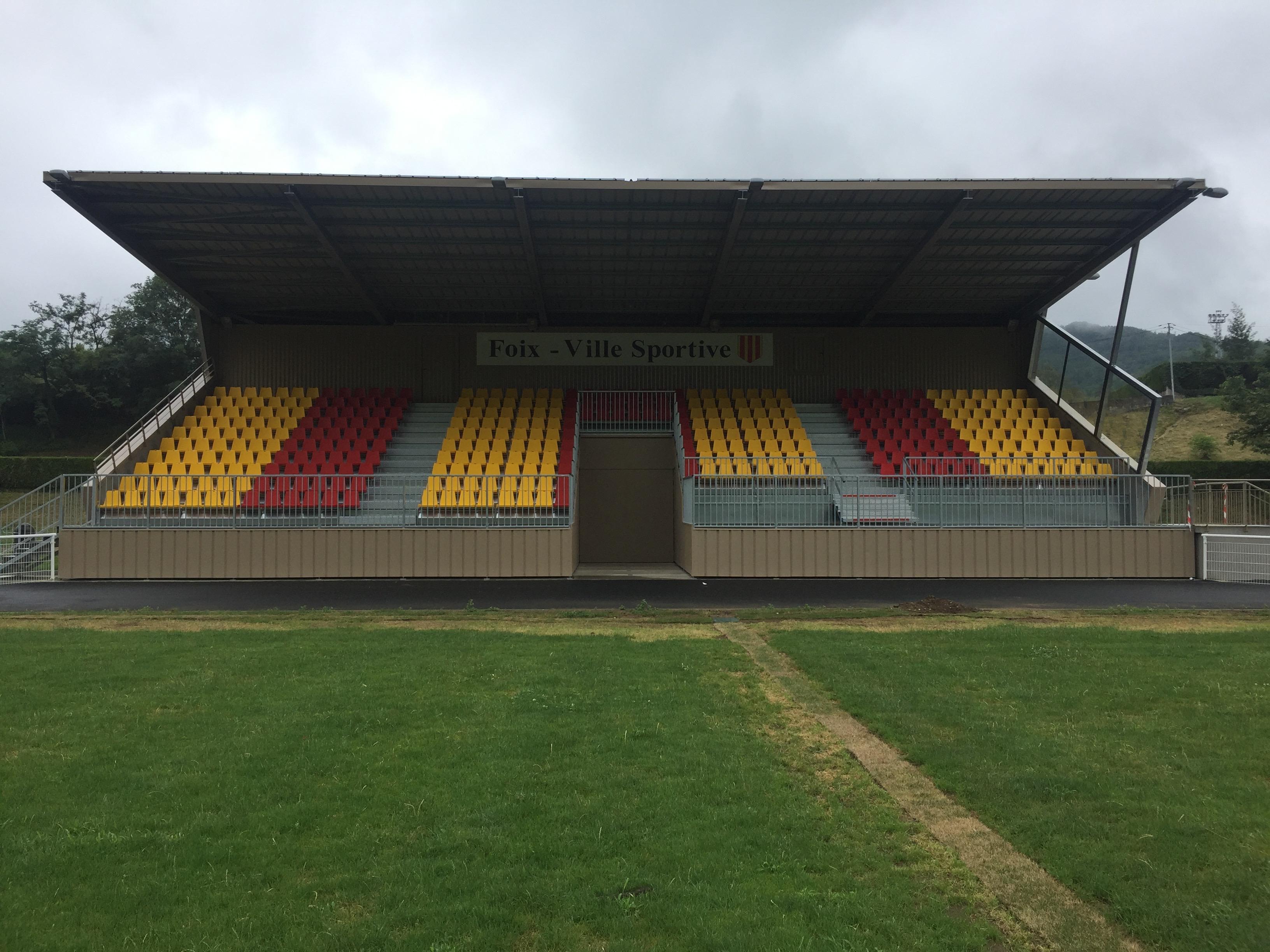 Complexe Sportif de l'Ayroule