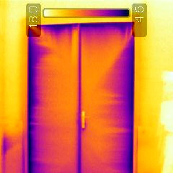 Infiltrométrie, Thermographie -
