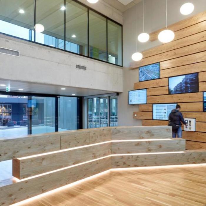 Campus universitaire pour les Hautes Ecoles - Ivéo CONSEILS