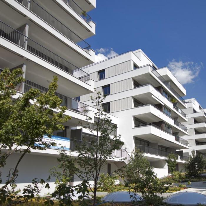 Harmony - Montreux - 109 logements PPE et locatifs, commerces et parking - Ivéo CONSEILS
