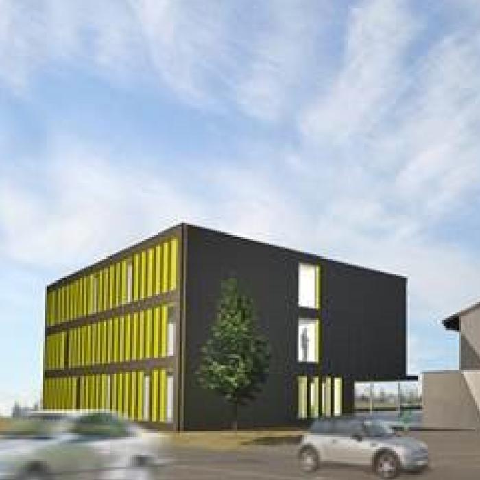 Complexe scolaire à Rueyres-Les-Prés - Construction d'un complexe scolaire de 10 classes et locaux d'accueil - Ivéo CONSEILS