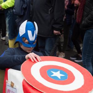 Captain América - F.F.C.V.P.