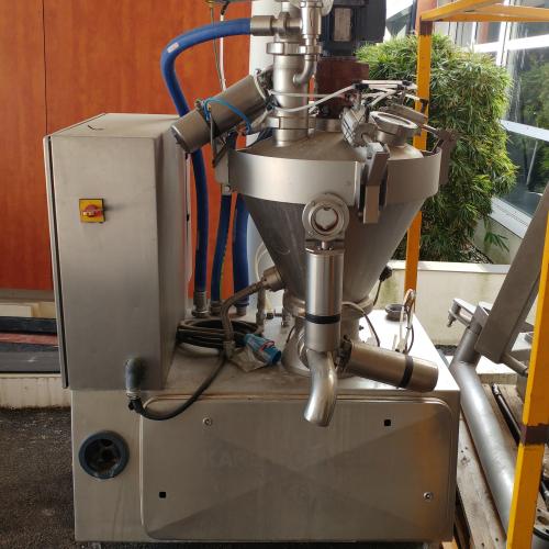 Pétrin cutter et homogénéisateur KS type 175/30