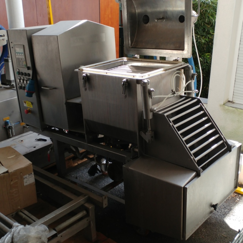 Blender cooker under vacuum KS type 740