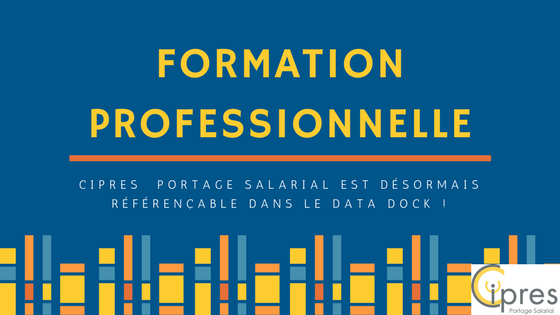 portage salarial formation data dock - Cipres