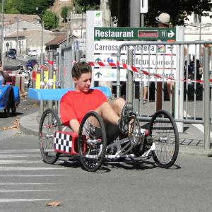 Andy sur Mario Kart d'Aurillac (64) - F.F.C.V.P.