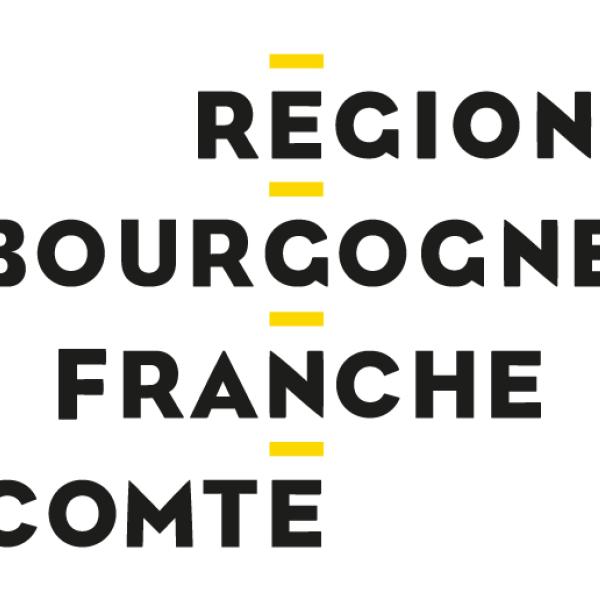 Logo - Logo Region Bourgogne-Franche-Comté -
