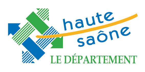 Logo Département de la Haute-Saône 70 -