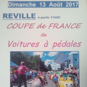 Coupe de France de Réville dans la Manche (50) - F.F.C.V.P.
