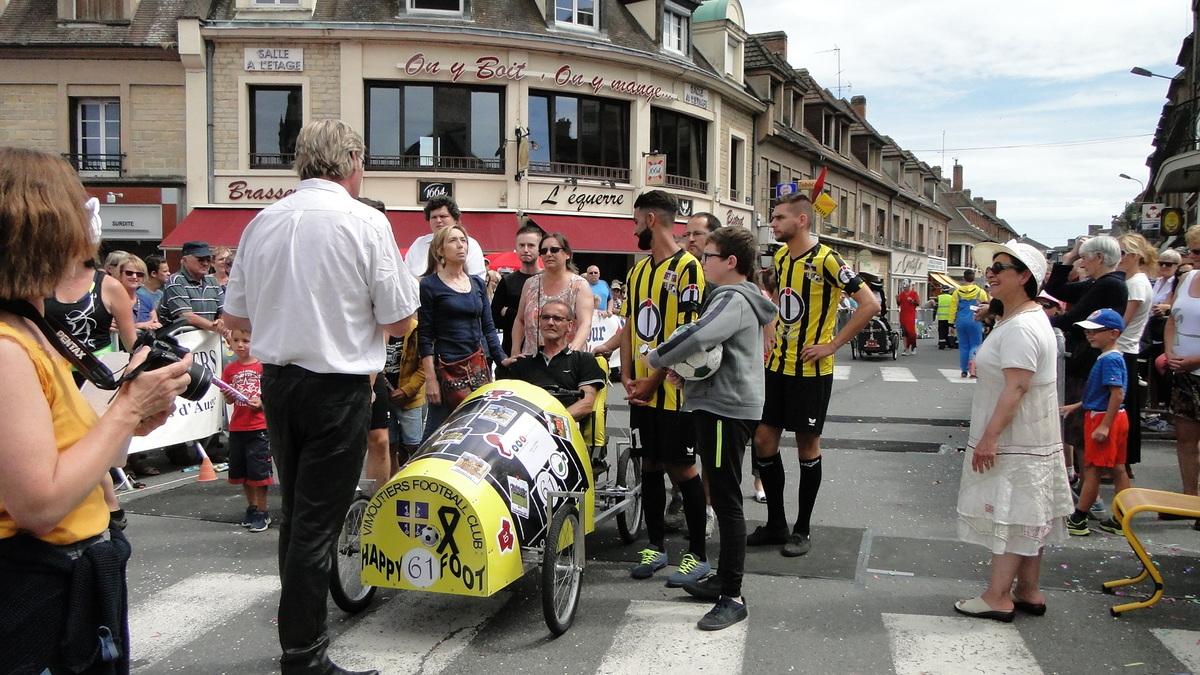 Happy foot club de Vimoutiers