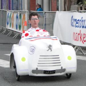 La Tour de France club de la ville de Crouttes - F.F.C.V.P.