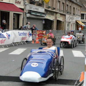 la marathonienne de Potigny - F.F.C.V.P.
