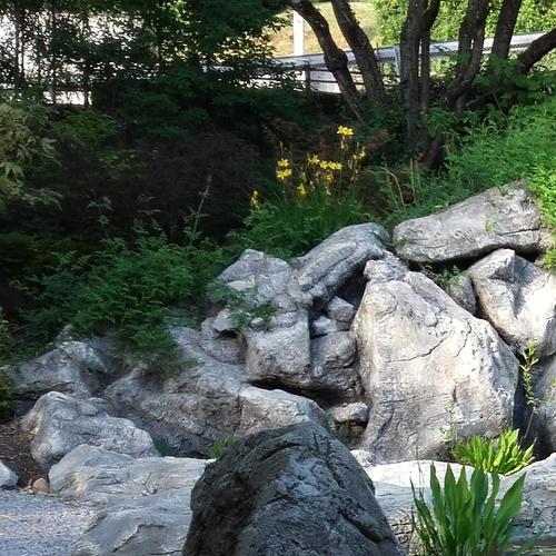 catégorie(s) : Sculptures béton - Faux Rocks