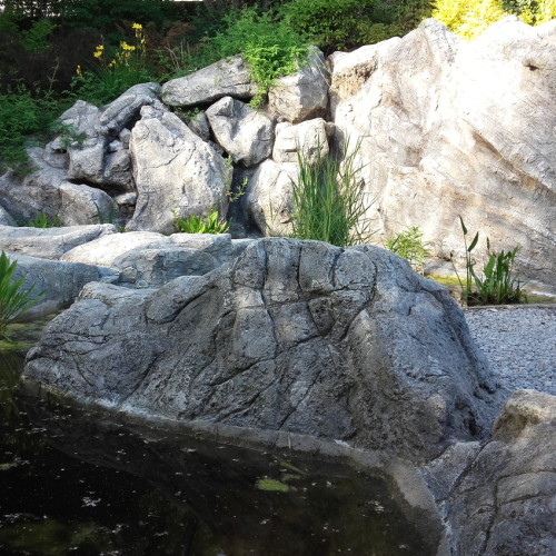 catégorie(s) : Sculptures béton - Aménagements paysagés