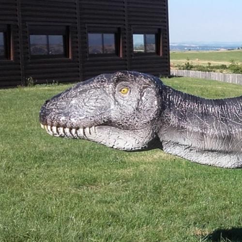 catégorie(s) : Dinosaures World - Arcovenator 4.5 m
