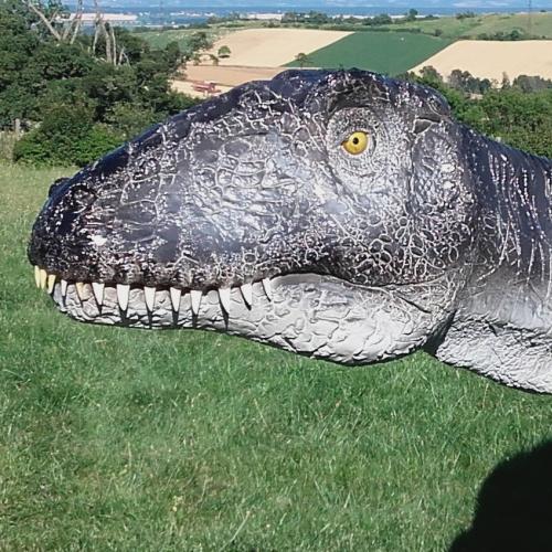 catégorie(s) : Dinosaures World - Arcovenator découverte française en 2009