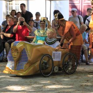 Pharao voiture de la Team Haut Doubs de Foucherans (25) - F.F.C.V.P.