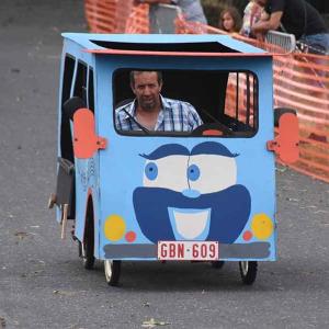 le petit bus de Saint Vincent (43) - F.F.C.V.P.