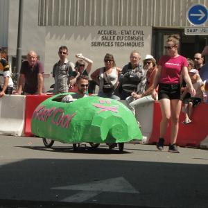 la voiture Keep Cool de Cenon - F.F.C.V.P.
