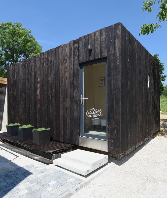 Cabinet extérieur -