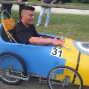 I minions voiture Italienne - F.F.C.V.P.