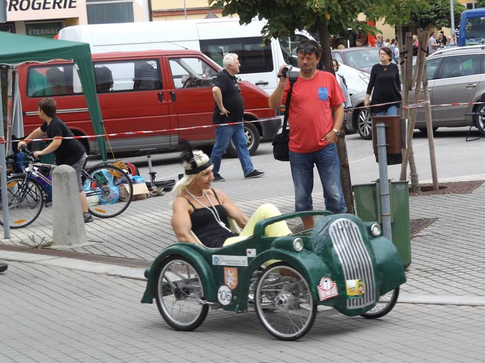 La voiture Vétéran de République Tchèque