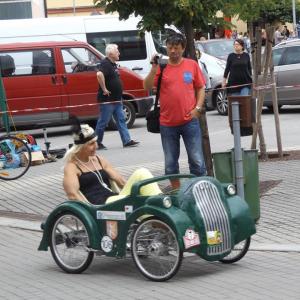 La voiture Vétéran de République Tchèque - F.F.C.V.P.