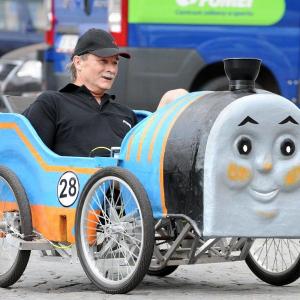 la Locomotive Thomas de République Tchèque - F.F.C.V.P.