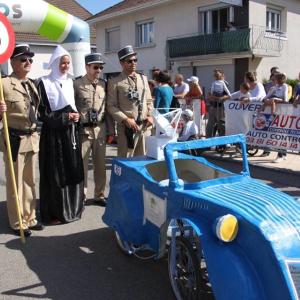 Les Gendarmes de Saint Tropez  de Valdahon (25) - F.F.C.V.P.