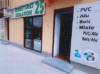 logo de Fermetures Isolation 25 commerce à Beure