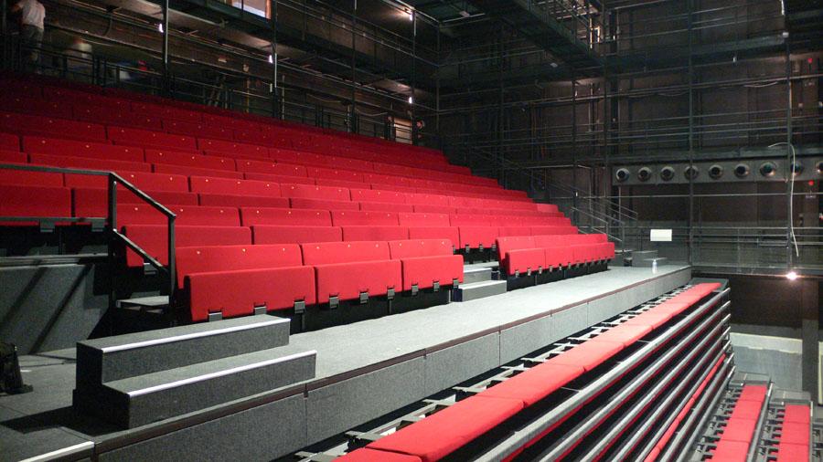 La Fabrica, lieu de répétitions et de résidence du Festival d'Avignon