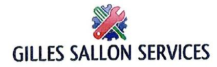logo de Gilles Sallon Services commerce à Beure