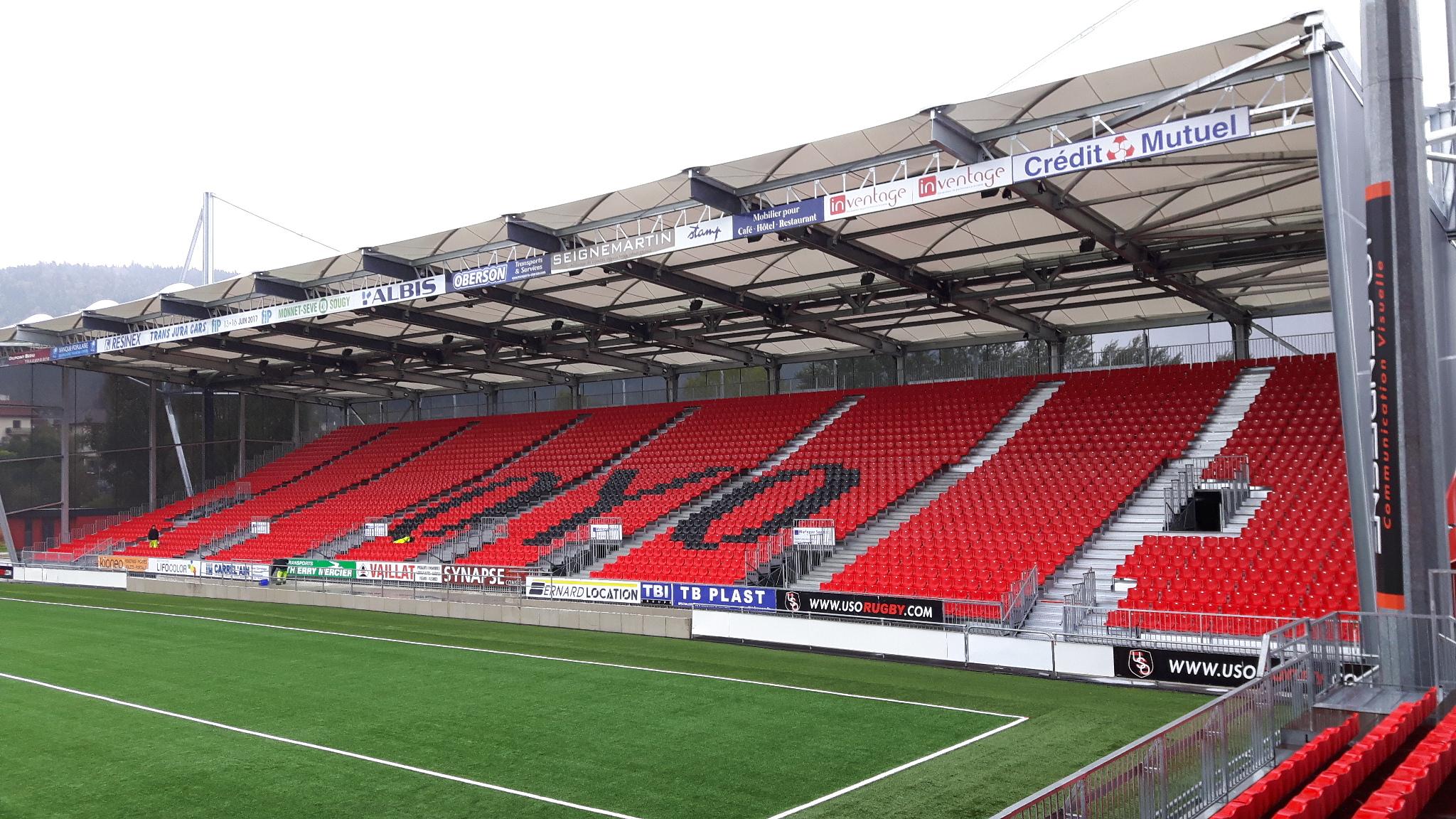 Stade Charles Mathon